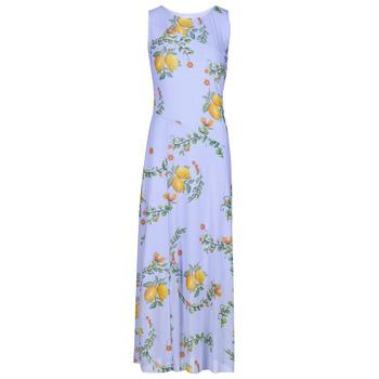 Υφασμάτινα Γυναίκα Μακριά Φορέματα Desigual MIAMI Multicolour