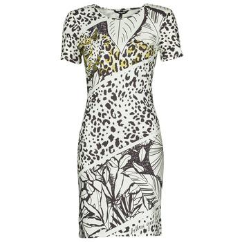 Υφασμάτινα Γυναίκα Κοντά Φορέματα Desigual WILD Multicolour