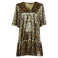 Υφασμάτινα Γυναίκα Κοντά Φορέματα Desigual PINEDA Multicolour