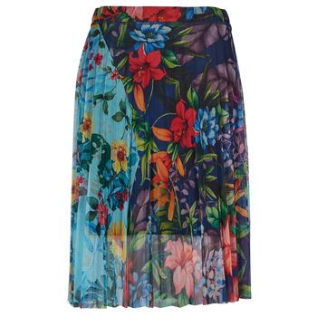 Υφασμάτινα Γυναίκα Φούστες Desigual BUNY Multicolour