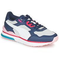 Παπούτσια Γυναίκα Χαμηλά Sneakers Puma FUTURE Άσπρο / Grey / Μπλέ / Red