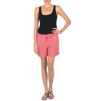 Υφασμάτινα Γυναίκα Σόρτς / Βερμούδες Esprit LENA Ροζ
