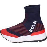 Παπούτσια Γυναίκα Μποτίνια Rucoline BH383 Μπλέ