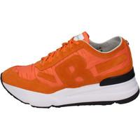 Παπούτσια Άνδρας Χαμηλά Sneakers Rucoline BH388 Πορτοκάλι