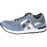 Παπούτσια Άνδρας Χαμηλά Sneakers Rucoline BH397 Μπλε