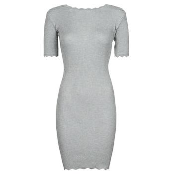Υφασμάτινα Γυναίκα Κοντά Φορέματα Yurban PAULINO Grey