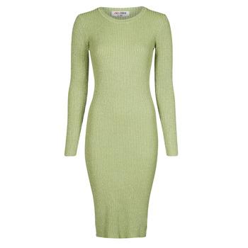 Υφασμάτινα Γυναίκα Μακριά Φορέματα Yurban PAUWEL Green