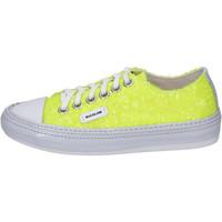Παπούτσια Γυναίκα Χαμηλά Sneakers Rucoline BH401 Yellow