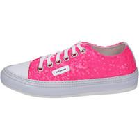 Παπούτσια Γυναίκα Χαμηλά Sneakers Rucoline BH402 Ροζ