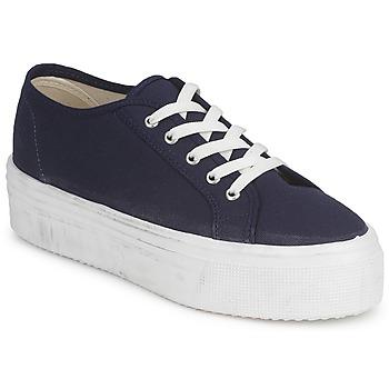 Παπούτσια Γυναίκα Χαμηλά Sneakers Yurban SUPERTELA MARINE