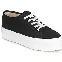 Παπούτσια Γυναίκα Χαμηλά Sneakers Yurban SUPERTELA Black