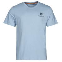 Υφασμάτινα Άνδρας T-shirt με κοντά μανίκια Timberland CC ST TEE Μπλέ