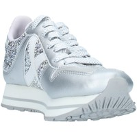 Παπούτσια Γυναίκα Χαμηλά Sneakers Munich 8810147 Silver