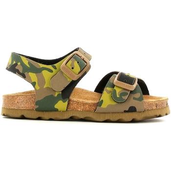 Παπούτσια Παιδί Σανδάλια / Πέδιλα Grunland SB0169 Κίτρινος