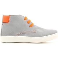 Παπούτσια Παιδί Μπότες Crazy MK6052F6E.W Γκρί