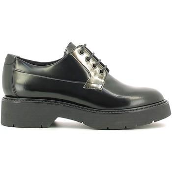 Παπούτσια Γυναίκα Derby Carmens Padova A38269 Μαύρος