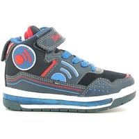 Παπούτσια Κορίτσι Ψηλά Sneakers Tikimo TKMLE18/02 Μπλε