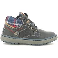 Παπούτσια Παιδί Μπότες Wrangler WJ16238B Γκρί