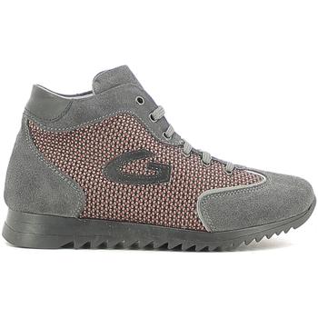 Παπούτσια Κορίτσι Ψηλά Sneakers Alberto Guardiani GK22340G Γκρί