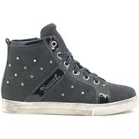 Παπούτσια Κορίτσι Ψηλά Sneakers Naurora NA-290 Γκρί