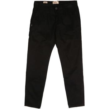 Υφασμάτινα Άνδρας Παντελόνια Chino/Carrot Gaudi 721BU25006 Μαύρος