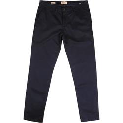 Υφασμάτινα Άνδρας Παντελόνια Chino/Carrot Gaudi 721BU25006 Μπλε