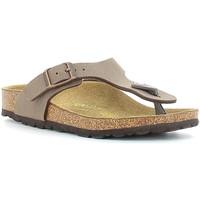 Παπούτσια Παιδί Σαγιονάρες Birkenstock 846133 Μπεζ