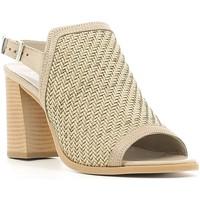 Παπούτσια Γυναίκα Σανδάλια / Πέδιλα Keys 5427 Μπεζ