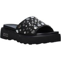 Παπούτσια Γυναίκα Τσόκαρα Cult CLE104329 Μαύρος