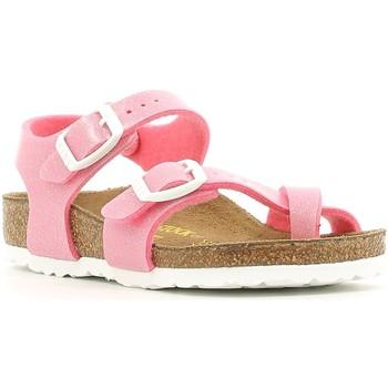 Παπούτσια Κορίτσι Σανδάλια / Πέδιλα Birkenstock 371603 Ροζ
