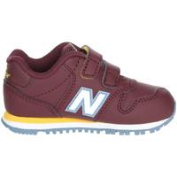 Παπούτσια Παιδί Χαμηλά Sneakers New Balance NBIV500RBB το κόκκινο