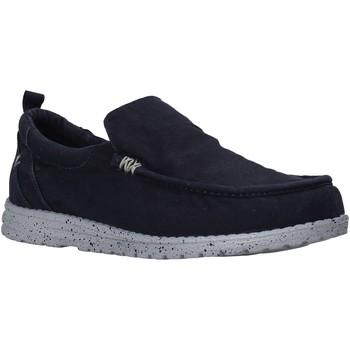 Παπούτσια Άνδρας Μοκασσίνια Lumberjack SMA1002 001EU C02 Μπλε