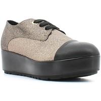 Παπούτσια Γυναίκα Derby Byblos Blu 6MBSMA Μαύρος
