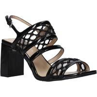Παπούτσια Γυναίκα Σανδάλια / Πέδιλα Apepazza S0MONDRIAN08/PAT Μαύρος
