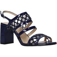 Παπούτσια Γυναίκα Σανδάλια / Πέδιλα Apepazza S0MONDRIAN08/PAT Μπλε