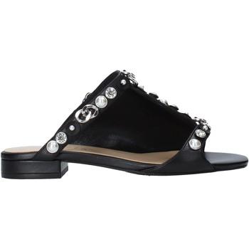Παπούτσια Γυναίκα Τσόκαρα Apepazza S0PETIT09/LEA Μαύρος