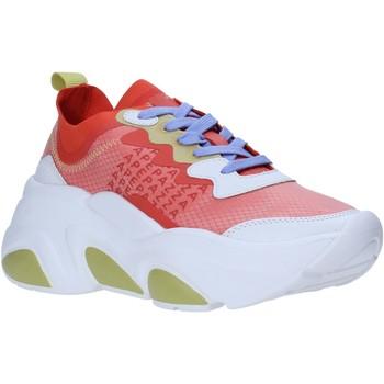 Παπούτσια Γυναίκα Χαμηλά Sneakers Apepazza S0SUPEREASY01/MIX Πορτοκάλι