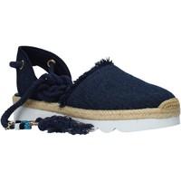 Παπούτσια Γυναίκα Εσπαντρίγια Manila Grace S617DU Μπλε