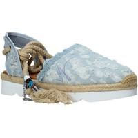 Παπούτσια Γυναίκα Εσπαντρίγια Manila Grace S677DU Μπλε
