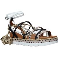 Παπούτσια Γυναίκα Σανδάλια / Πέδιλα Manila Grace S620DU Μαύρος
