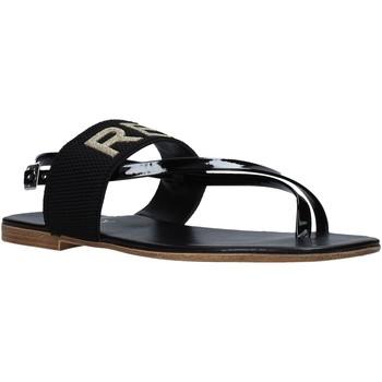 Παπούτσια Γυναίκα Σανδάλια / Πέδιλα Replay GWF1V .003.C0001S Μαύρος