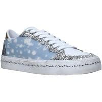 Παπούτσια Γυναίκα Χαμηλά Sneakers Manila Grace S642DU Μπλε
