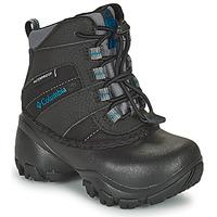 Παπούτσια Παιδί Snow boots Columbia CHILDRENS ROPE TOW Black