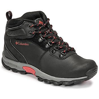 Παπούτσια Παιδί Πεζοπορίας Columbia YOUTH NEWTON RIDGE Black
