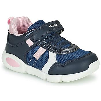 Παπούτσια Αγόρι Χαμηλά Sneakers Geox B PILLOW Μπλέ