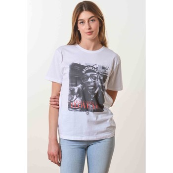 T-shirt με κοντά μανίκια French Dude I Just Called