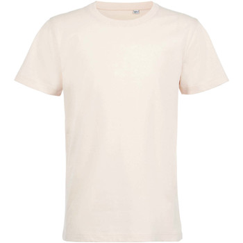 Υφασμάτινα Παιδί T-shirt με κοντά μανίκια Sols CAMISETA DE MANGA CORTA Rosa