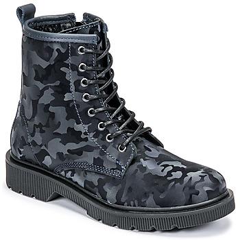 Παπούτσια Γυναίκα Μπότες Fericelli PARMA Marine