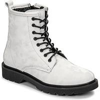 Παπούτσια Γυναίκα Μπότες Fericelli PARMA Άσπρο
