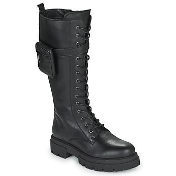 Παπούτσια Γυναίκα Μπότες για την πόλη Fericelli PISA Black